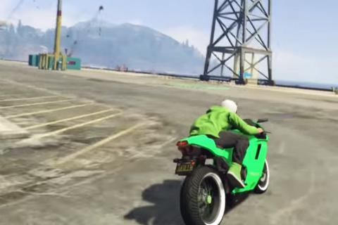 moto san andreas racing