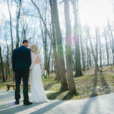 Wedding photographer Kristina Prokhorova (kristi71). Photo of 03.05.2018