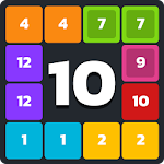 Block merged 10! Icon