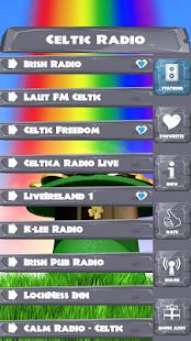 Celtic Radio - náhled
