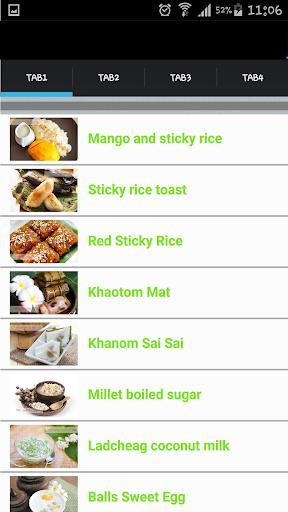玩免費遊戲APP|下載タイのデザートレシピ app不用錢|硬是要APP