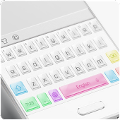 Simple free keyboard