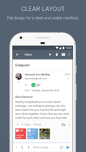 Bizmail – Business email Apk Download For Android and iPhone 1