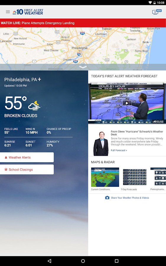 NBC10 Philadelphia- screenshot