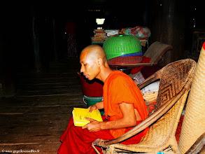 Photo: #005-Inwa (Ava), le monastère Bagaya Kyaung.