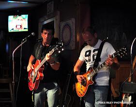Photo: Bass and guitar