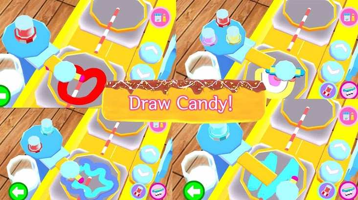 Picabu Lollipop: Cooking Games- screenshot thumbnail