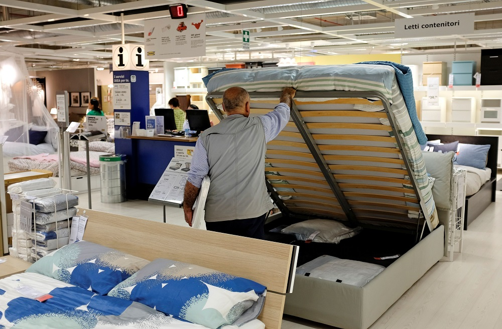 ikea set to open huge first store and restaurant in india. Black Bedroom Furniture Sets. Home Design Ideas