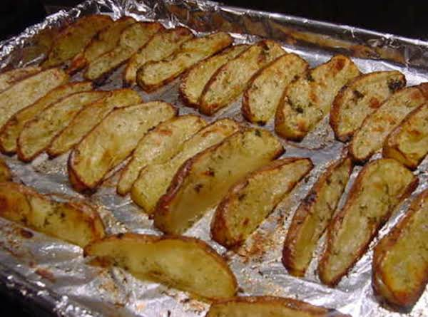 Lemon Dill Fingerling Potatoes Recipe