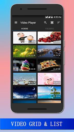 HD Video Player Pro  screenshots 4