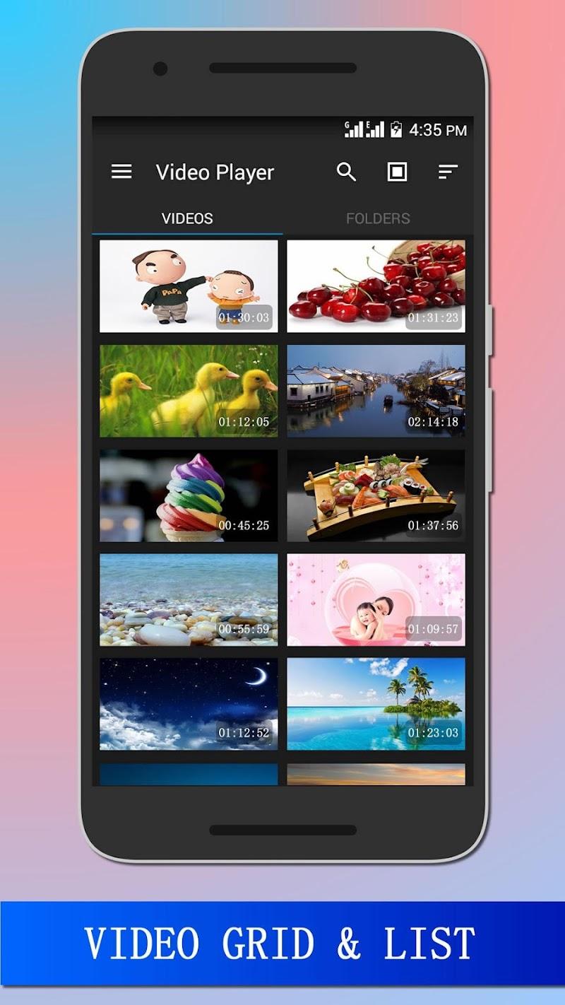 HD Video Player Pro Screenshot 3