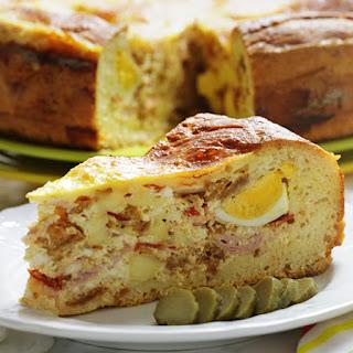 Pizza Rustica - Italian Easter Pie Recipe