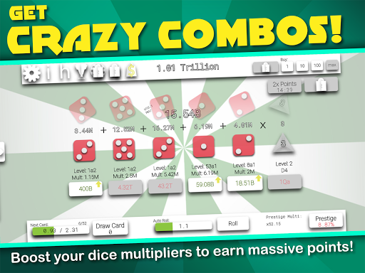Idle Dice apkpoly screenshots 7