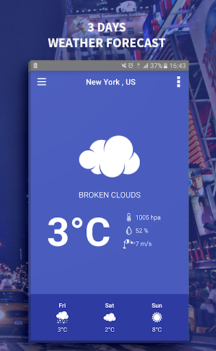 Climate Weather Forecast Pro  screenshots 3