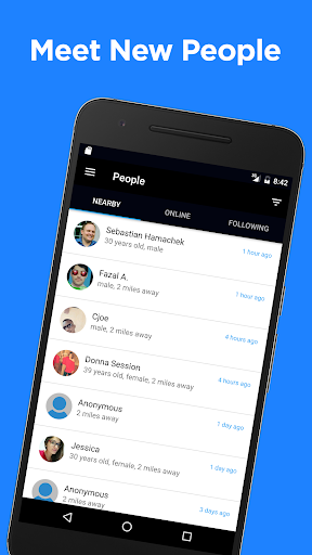 Nearby Live: Chat Meet Local
