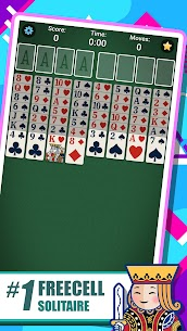 FreeCell Apk – Solitaire 1