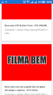 App Filma Bem - náhled