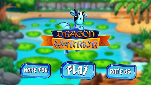 Little Dragon Warrior Quest android2mod screenshots 1