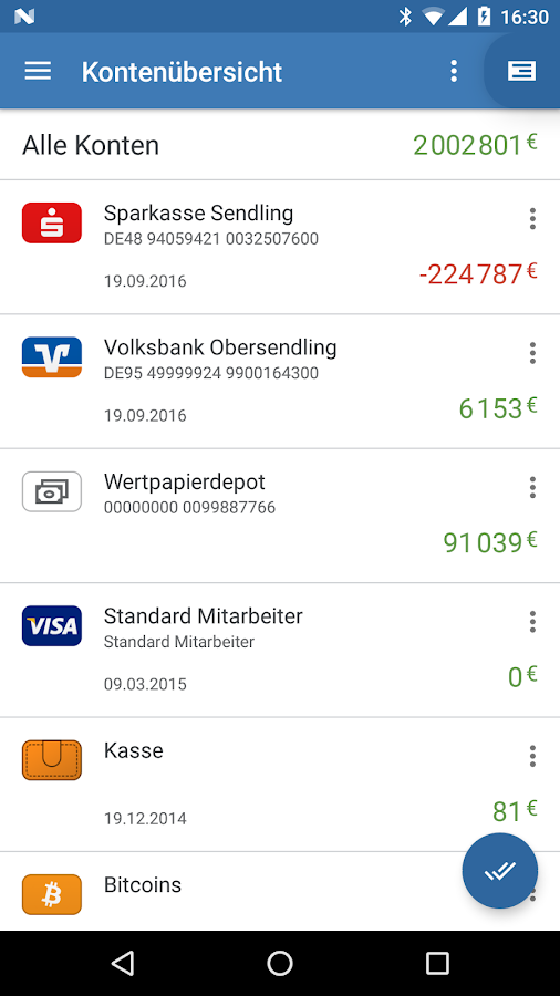 Banking 4A- screenshot