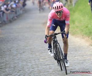 """Winnaar van de Ronde in 2019 krijgt voorlopig geen kans om te bewijzen dat het geen toeval was: """"Tranen in de ogen"""""""