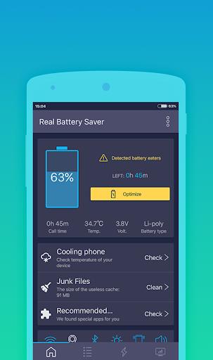玩免費工具APP|下載Real Battery Saver app不用錢|硬是要APP