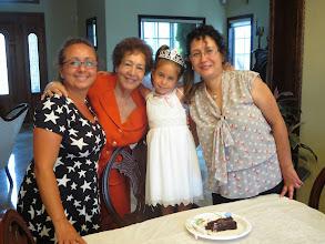 Photo: With Khalleh Khorshid and Ame Tamila