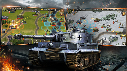 World War 2: WW2 Strategy Games 2.7.2 screenshots 11