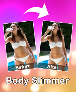 Flat Stomach Body Slimmer - náhled