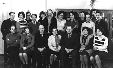Photo: 18.02.1974 Grono nauczycielskie