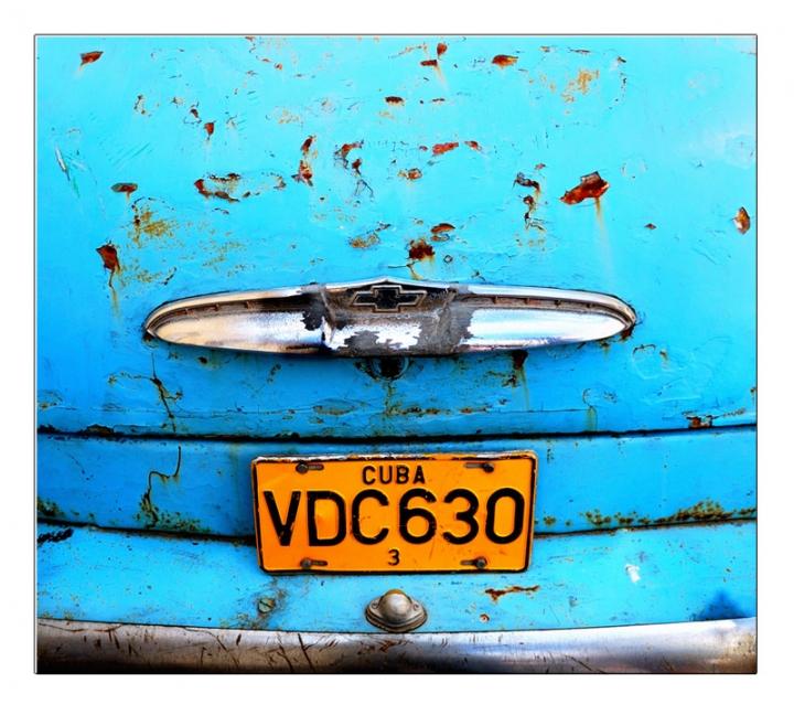 Rusty Cuba di Jorjo