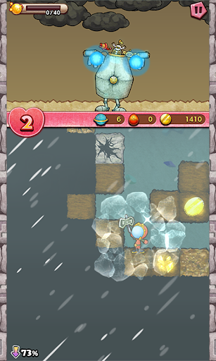 玩免費解謎APP|下載ルナたん ~巨人ルナと地底探検~ app不用錢|硬是要APP