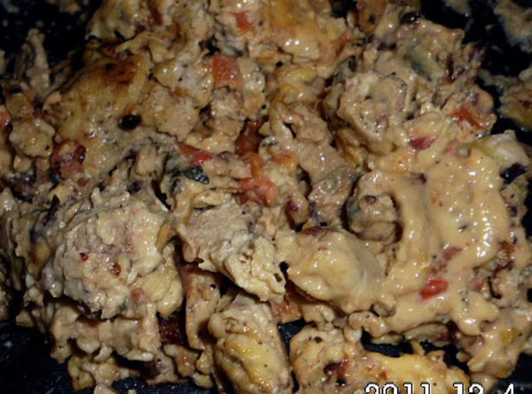 Hearty Scrambled Egg Meal Recipe