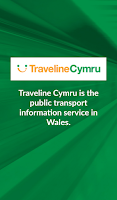 Screenshot of Traveline Cymru