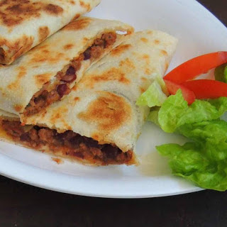 Cheese And Black Beans Quesadillas