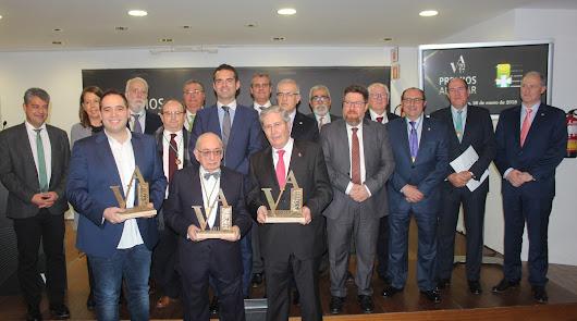 Almería acogió la ceremonia de los Premios Albéitar del Consejo Andaluz de Veterinarios