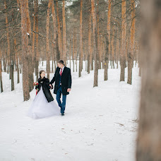 Wedding photographer Artem Kulikovskiy (Kulilovskiy). Photo of 17.04.2018