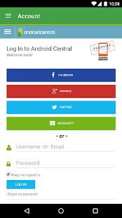 AC App for Android™- screenshot thumbnail