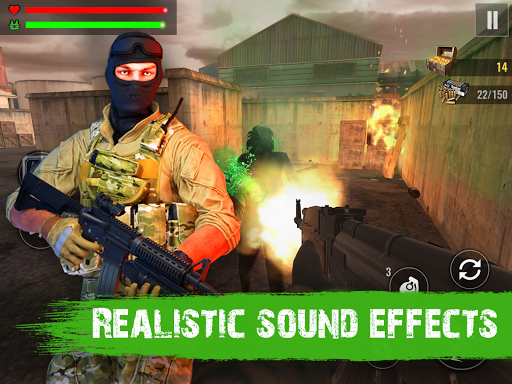 Zombie Shooter Hell 4 Survival  screenshots 9