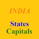 India States & Capitals icon