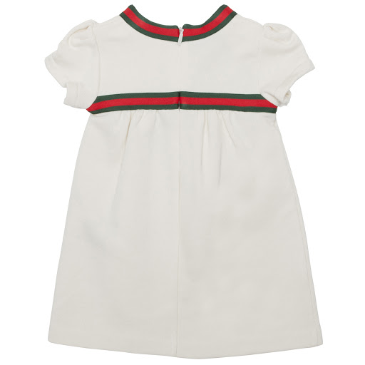 Thumbnail images of Gucci Web Bow Dress