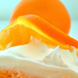 Skinny Orange Poke Cake
