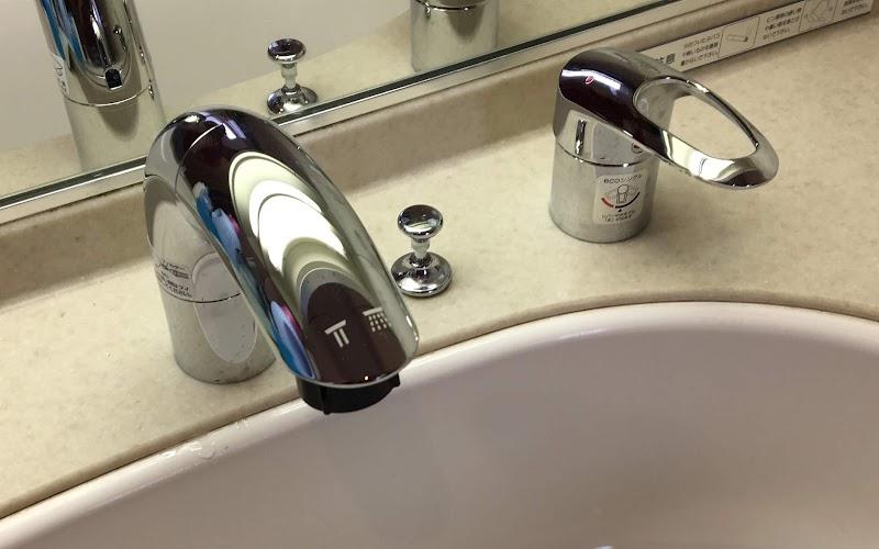 TOTOの新しい混合水栓