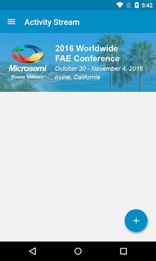 玩免費商業APP|下載Microsemi's WW FAE Conference app不用錢|硬是要APP