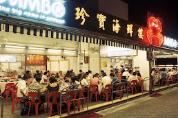 restaurants and cafes in Changi
