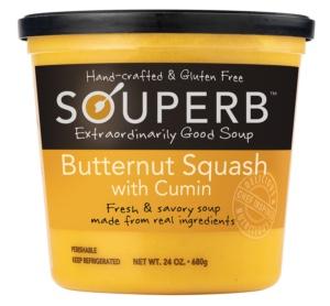 Butternut Squash with Cumin