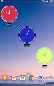 Planet Sunshine World Clock + v1.25