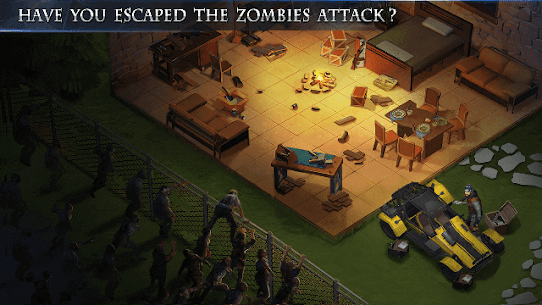 WarZ: Law of Survival MOD 1.8.7 (Unlimited Weapon/Armor) Apk + Data 1