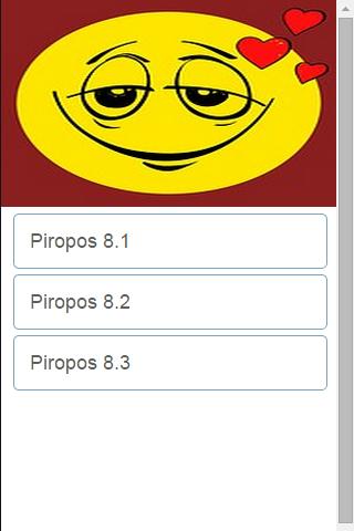 Piropos 8