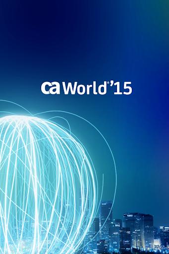 CA World 15