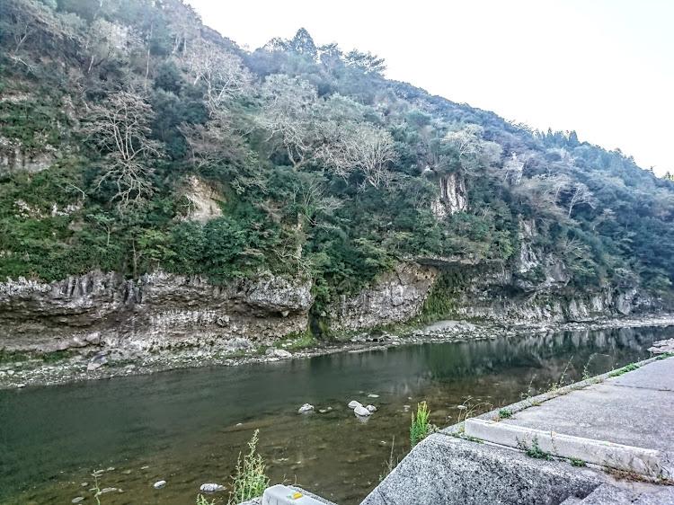 ワゴンR MC22Sの秋晴れドライブ日和,中津山国川,上流まで,良さげなところ発見に関するカスタム&メンテナンスの投稿画像2枚目